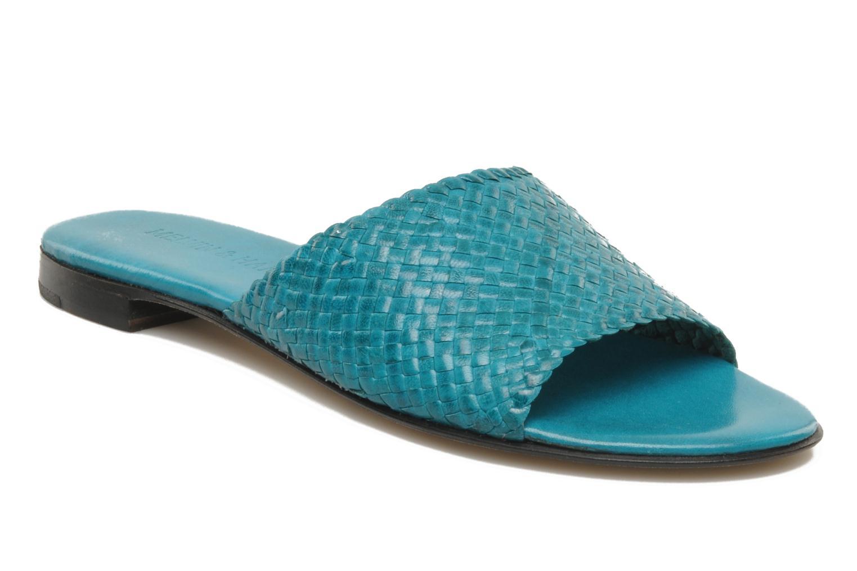 Hanna 5 Woven Turquoise