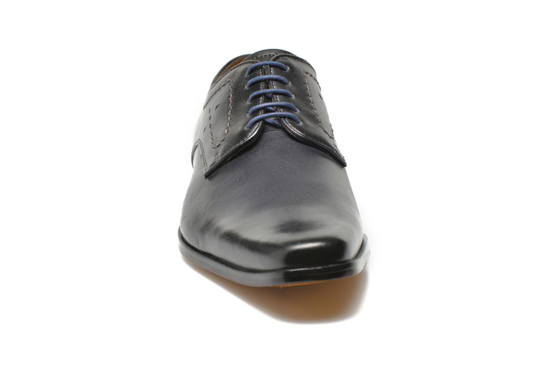Zapatos con cordones Melvin & Hamilton Smith 2 Azul vista del modelo