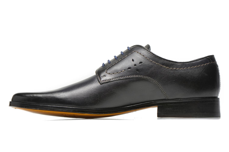 Zapatos con cordones Melvin & Hamilton Smith 2 Azul vista de frente