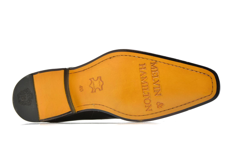 Zapatos con cordones Melvin & Hamilton Smith 2 Azul vista de arriba