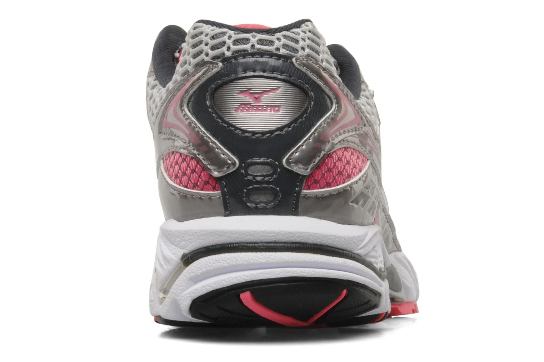 Chaussures de sport Mizuno Wave Nexus 6 W Gris vue droite