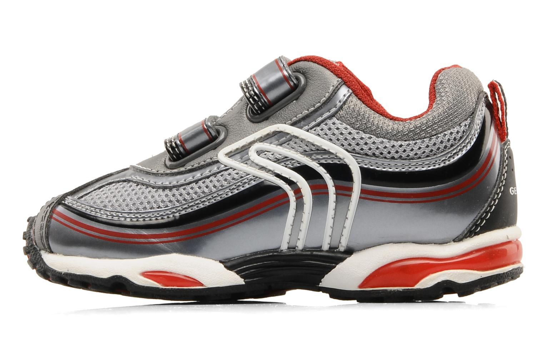 Sneakers Geox B extra C Rood voorkant