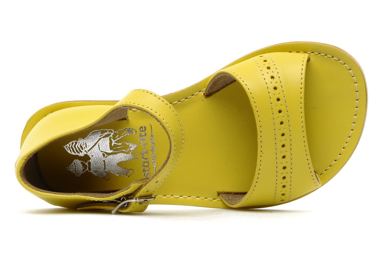Sandalen start rite classics MEG Geel links