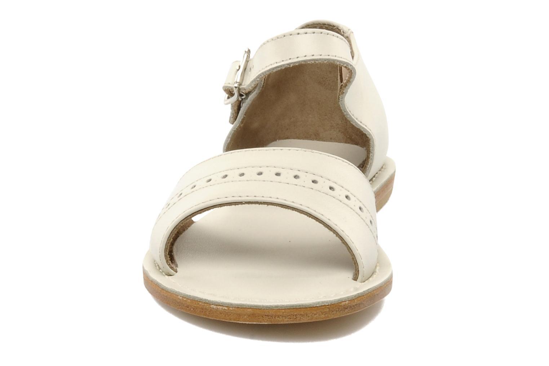 Sandales et nu-pieds start rite classics MEG Beige vue portées chaussures
