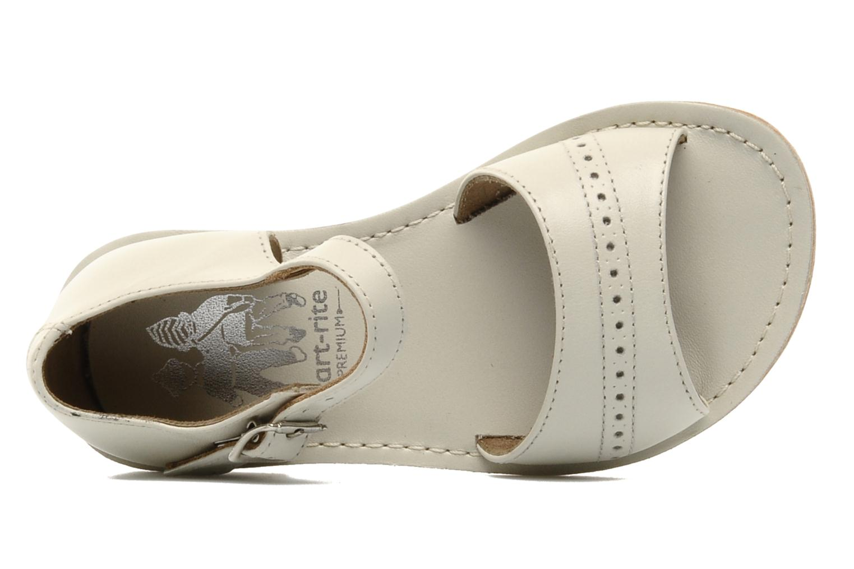 MEG Cream Leather