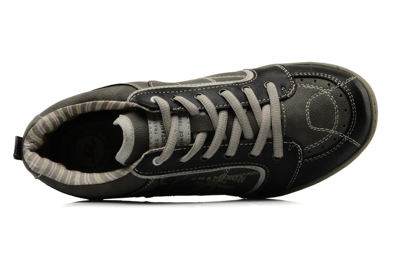 Sneakers Mustang shoes Leggo Grijs links