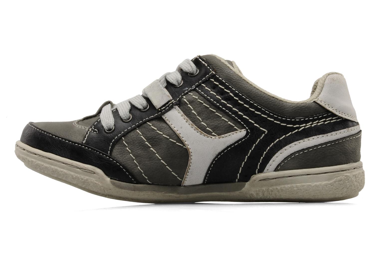 Sneakers Mustang shoes Yupo Grijs voorkant