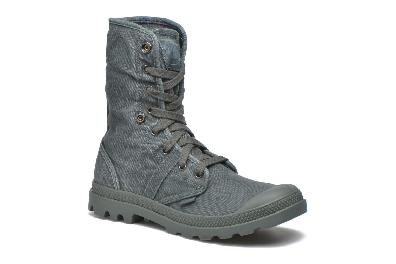 Sneakers Palladium Us Baggy H Grijs 3/4'