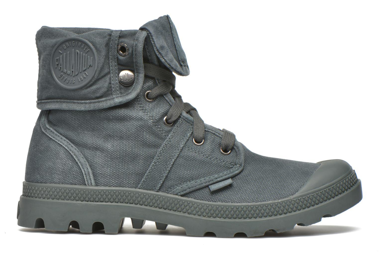 Sneakers Palladium Us Baggy H Grijs achterkant
