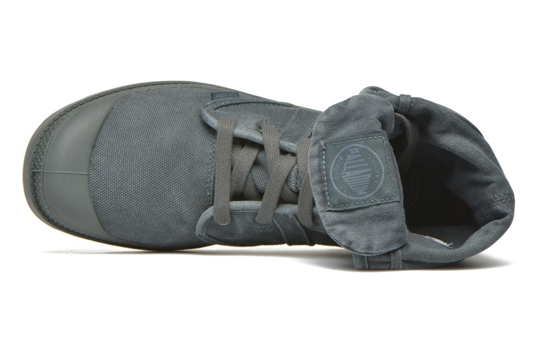 Sneakers Palladium Us Baggy H Grijs links