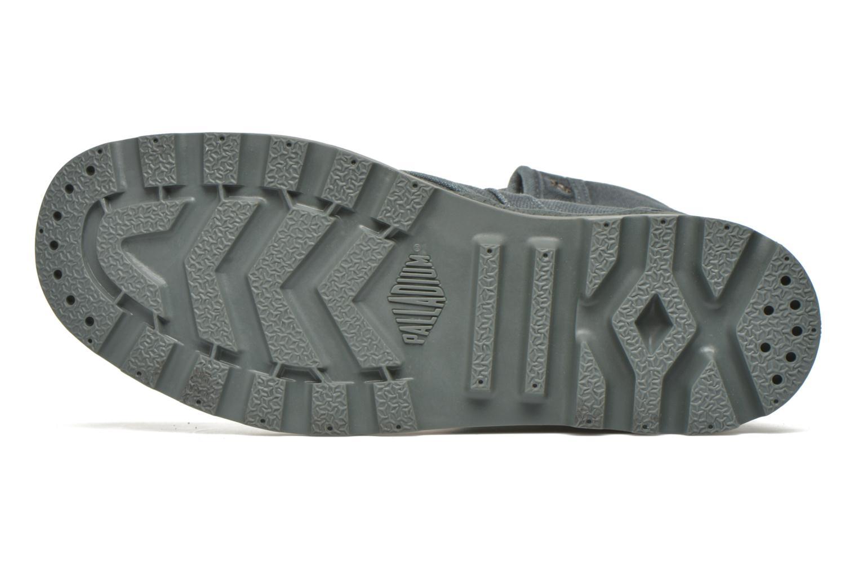 Sneakers Palladium Us Baggy H Grijs boven