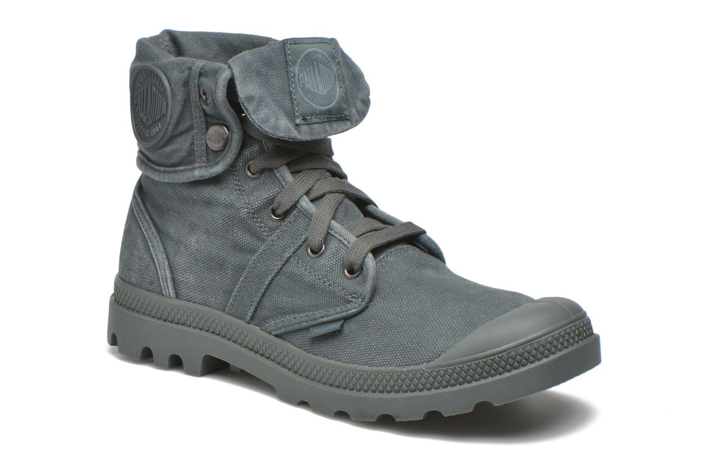 Sneakers Palladium Us Baggy H Grijs detail