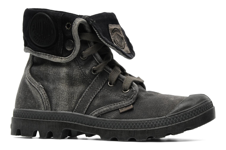 Sneakers Palladium Us Baggy F Grijs achterkant