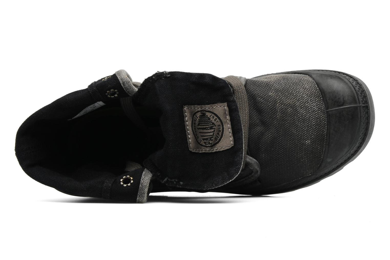 Sneakers Palladium Us Baggy F Grijs links