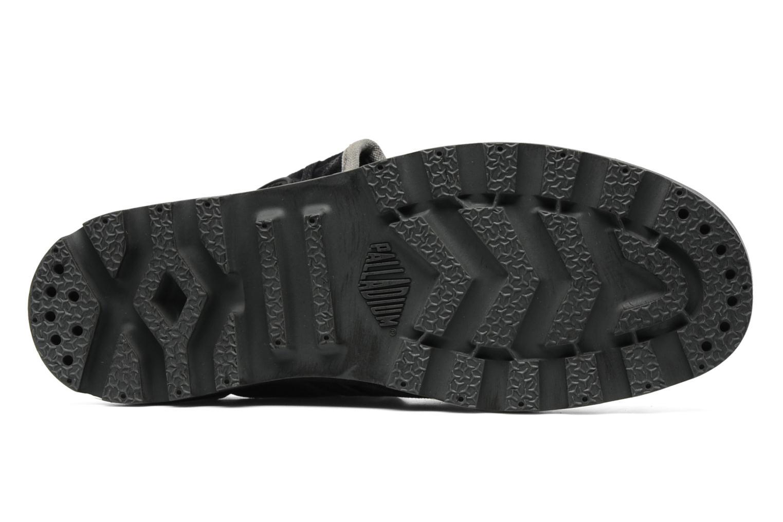 Sneakers Palladium Us Baggy F Grijs boven