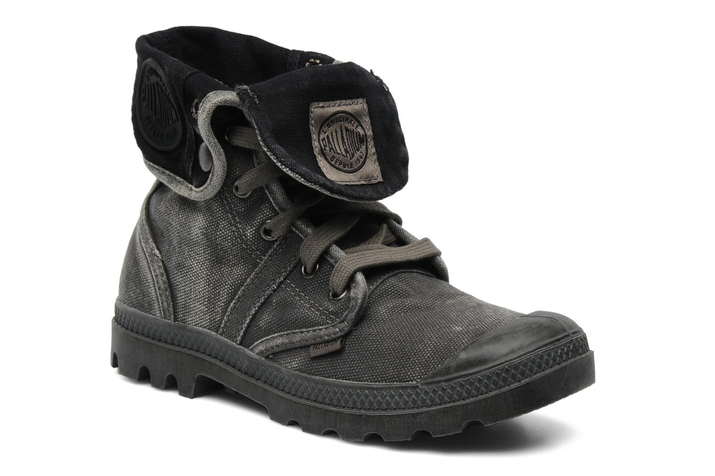 Sneakers Palladium Us Baggy F Grijs detail
