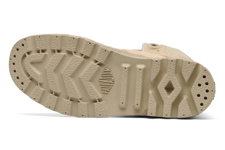 Sneaker Palladium Us Baggy F beige ansicht von oben