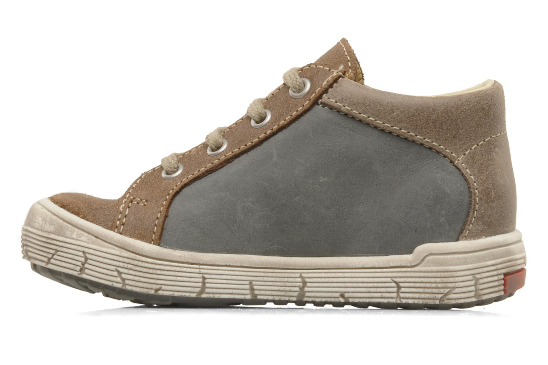 Boots en enkellaarsjes Bopy Burkina Bruin voorkant