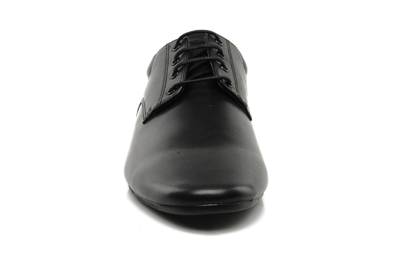 Veterschoenen Schmoove Fidji New Derby Lucas Leather Zwart model
