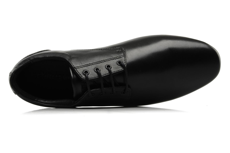 Chaussures à lacets Schmoove Fidji New Derby Lucas Leather Noir vue gauche