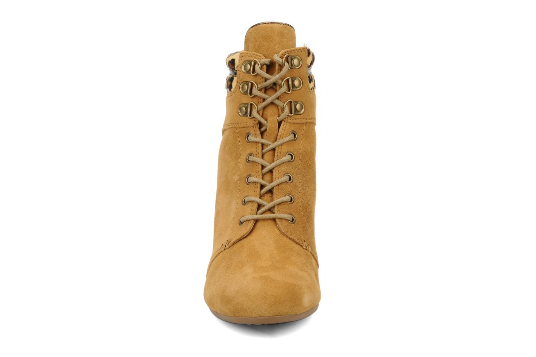 Boots en enkellaarsjes No Name Diva Treck Beige model
