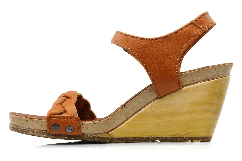 Sandalen Art Menorca 290 braun ansicht von vorne