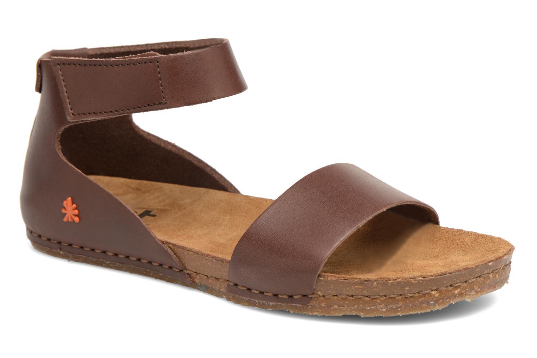 Sandalen Art Creta 440 braun detaillierte ansicht/modell