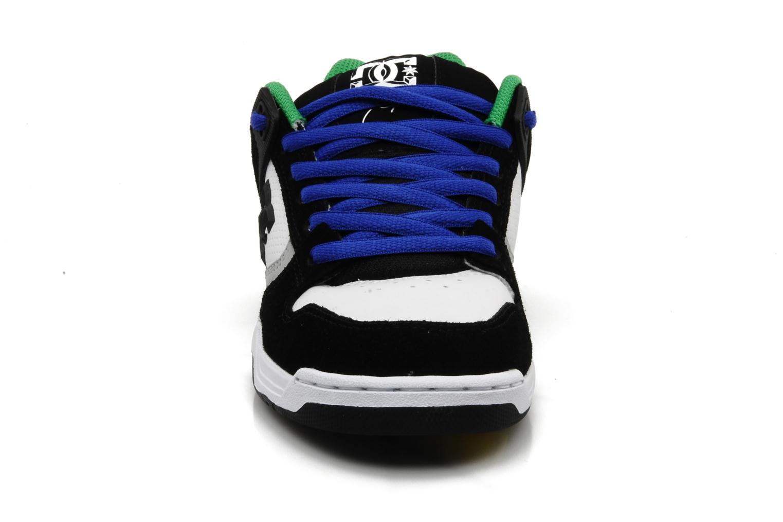 Scarpe sportive DC Shoes Flawless Multicolore modello indossato