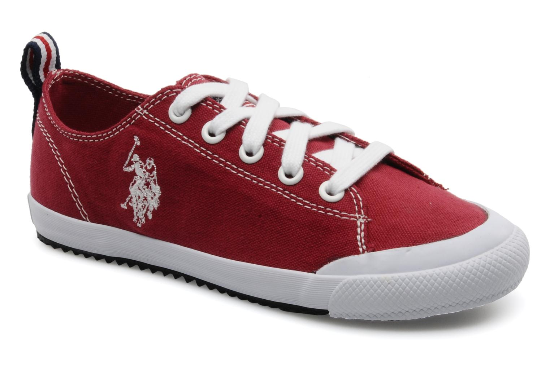 Sneakers U.S Polo Assn. Boris Rood detail