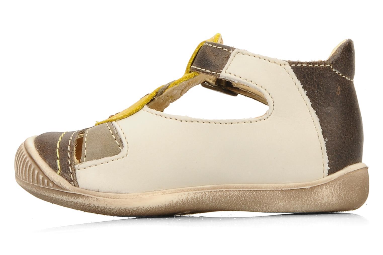 Boots en enkellaarsjes GBB Babyboy 157 Beige voorkant