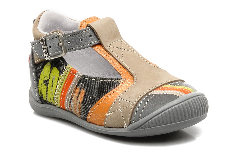 Ankelstøvler GBB Babyboy 151 Grå detaljeret billede af skoene