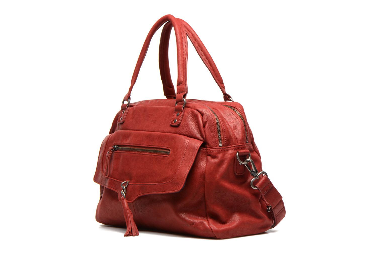 Handtassen Nat & Nin Bonnie Rood model