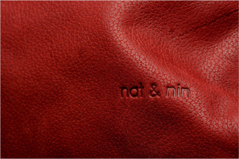 Handtassen Nat & Nin Bonnie Rood links