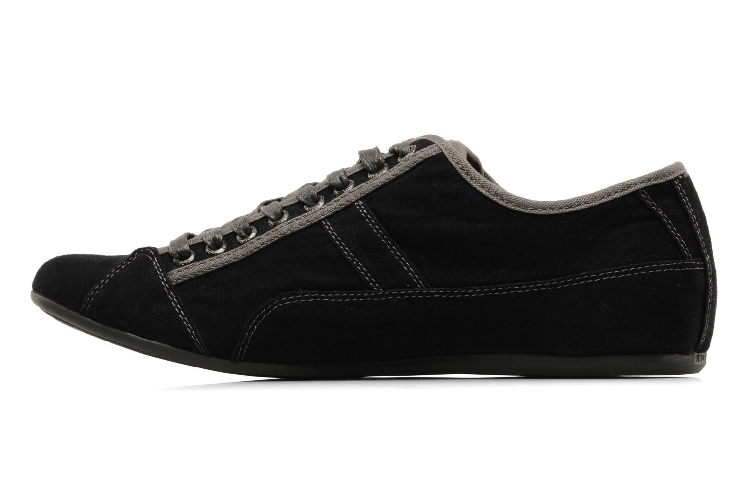 Trainers Redskins Tempo Black front view