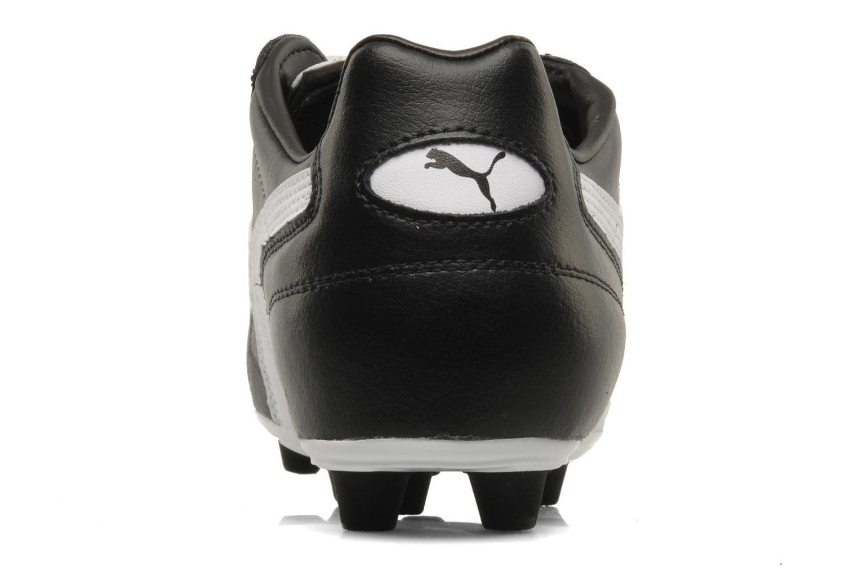 Zapatillas de deporte Puma Esito classic fg Negro vista lateral derecha