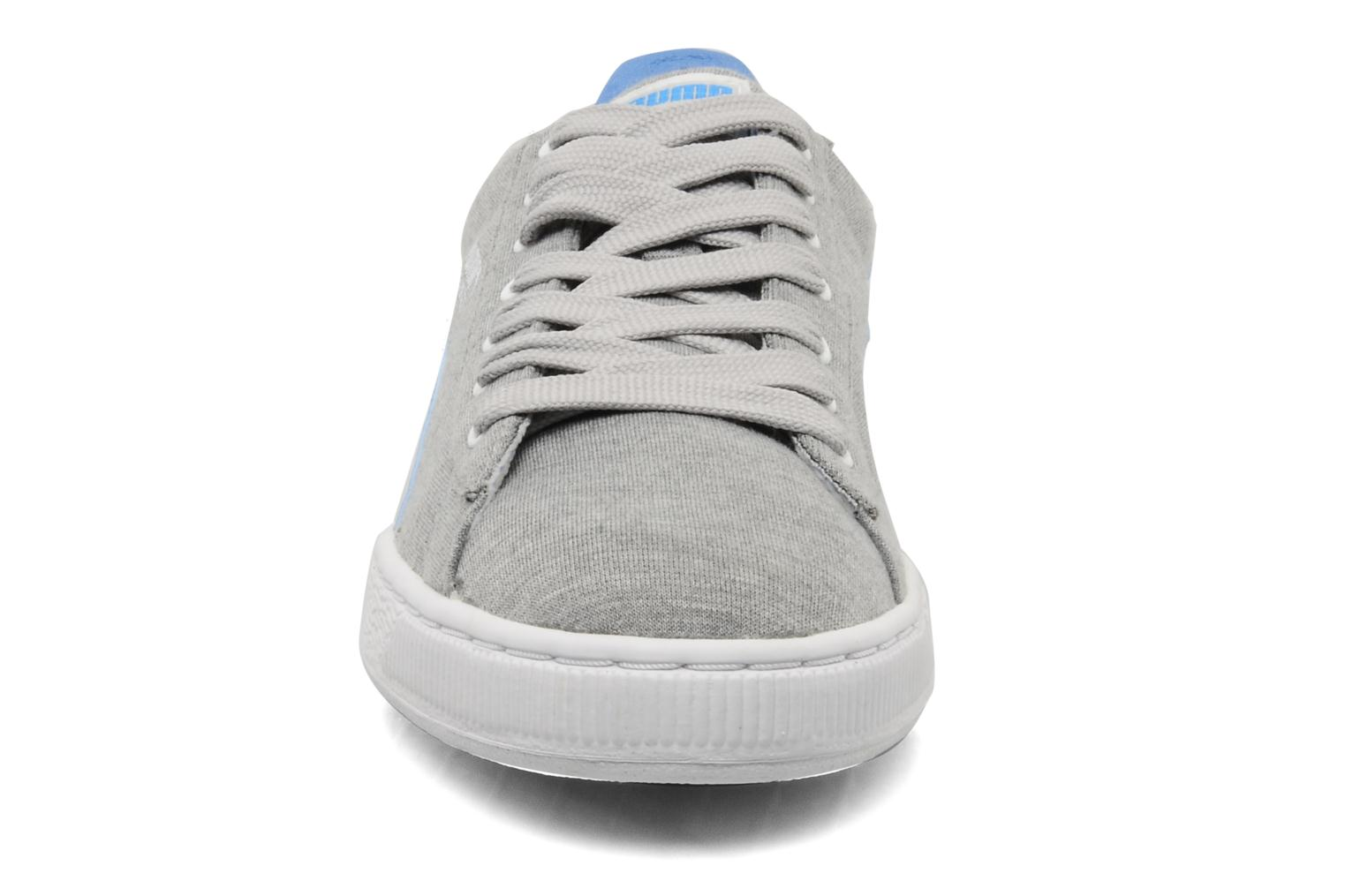 Sneakers Puma Basket c jersey Grijs model