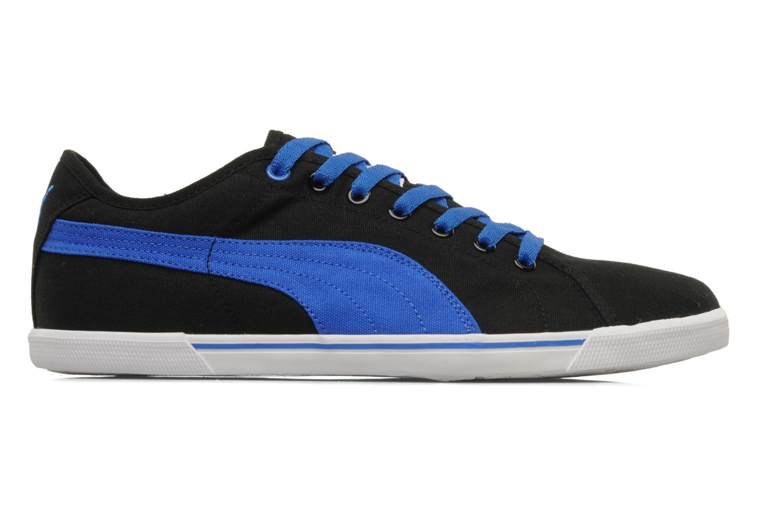 Benecio canvas black princess blue
