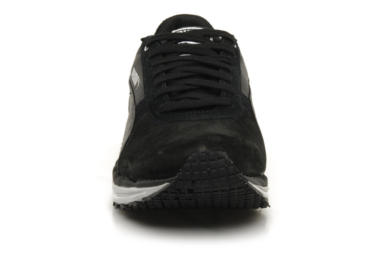 Chaussures de sport Puma BodyTrain ls nbk/satin Noir vue portées chaussures