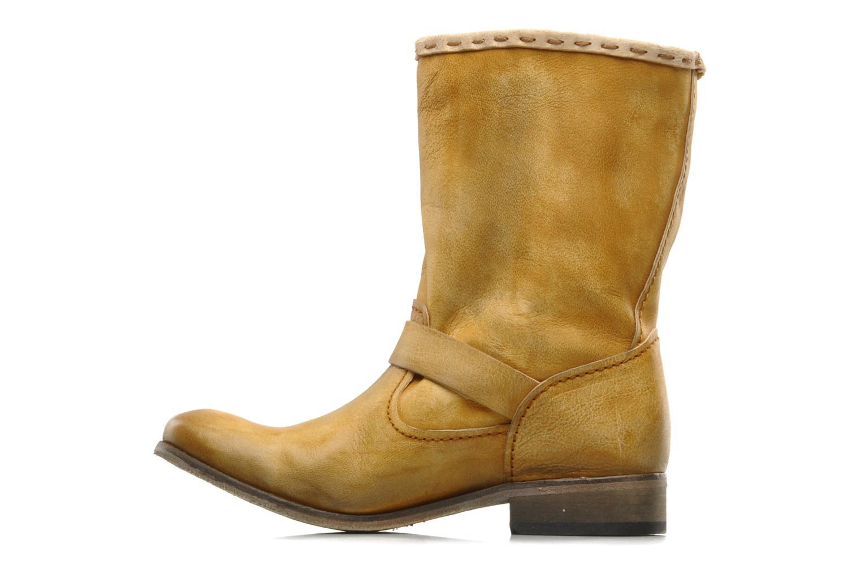 Boots en enkellaarsjes Koah Tiffany Bruin voorkant