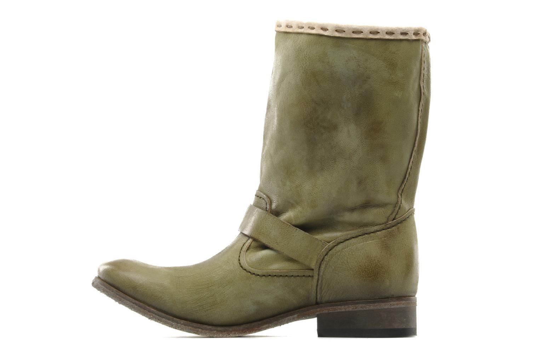 Boots en enkellaarsjes Koah Tiffany Groen voorkant