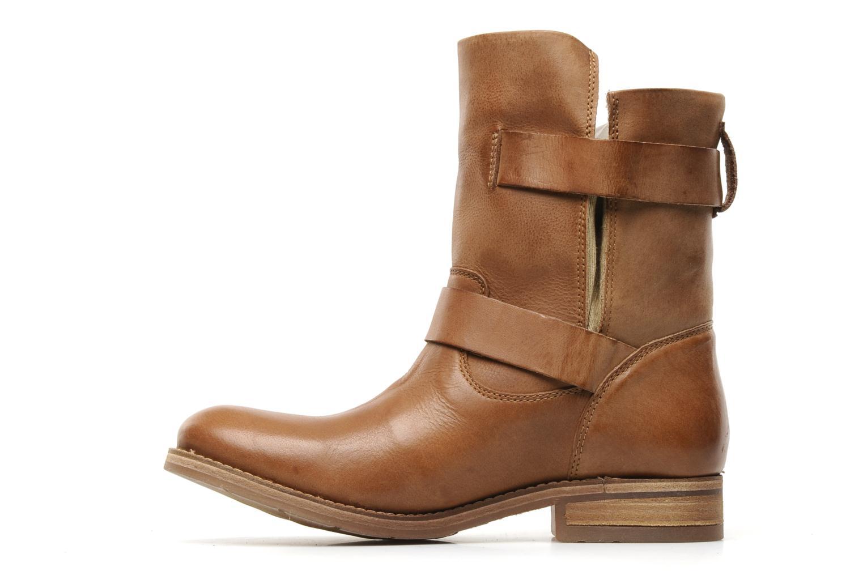 Stiefeletten & Boots Koah Daisy braun ansicht von vorne
