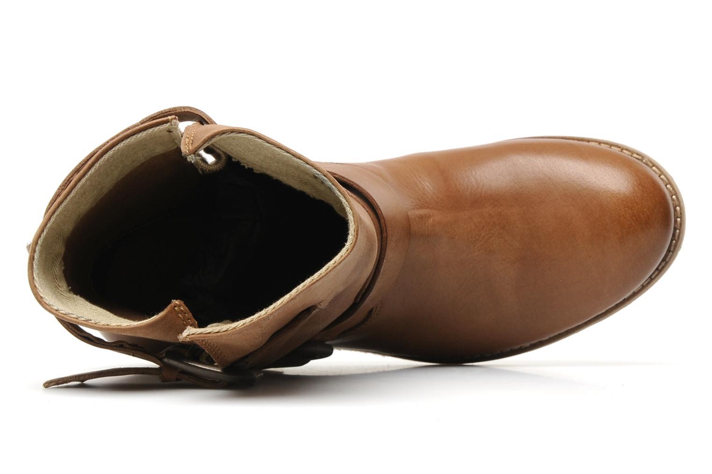 Stiefeletten & Boots Koah Daisy braun ansicht von links