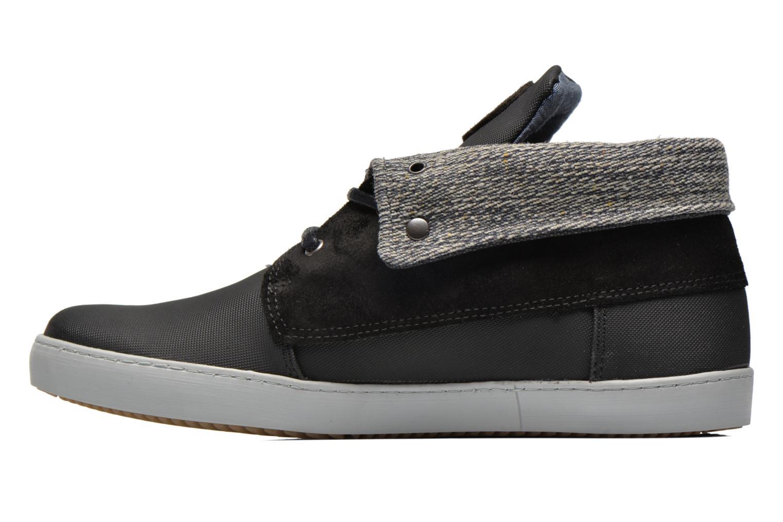 Chaussures à lacets Mascaret Panisse Noir vue face