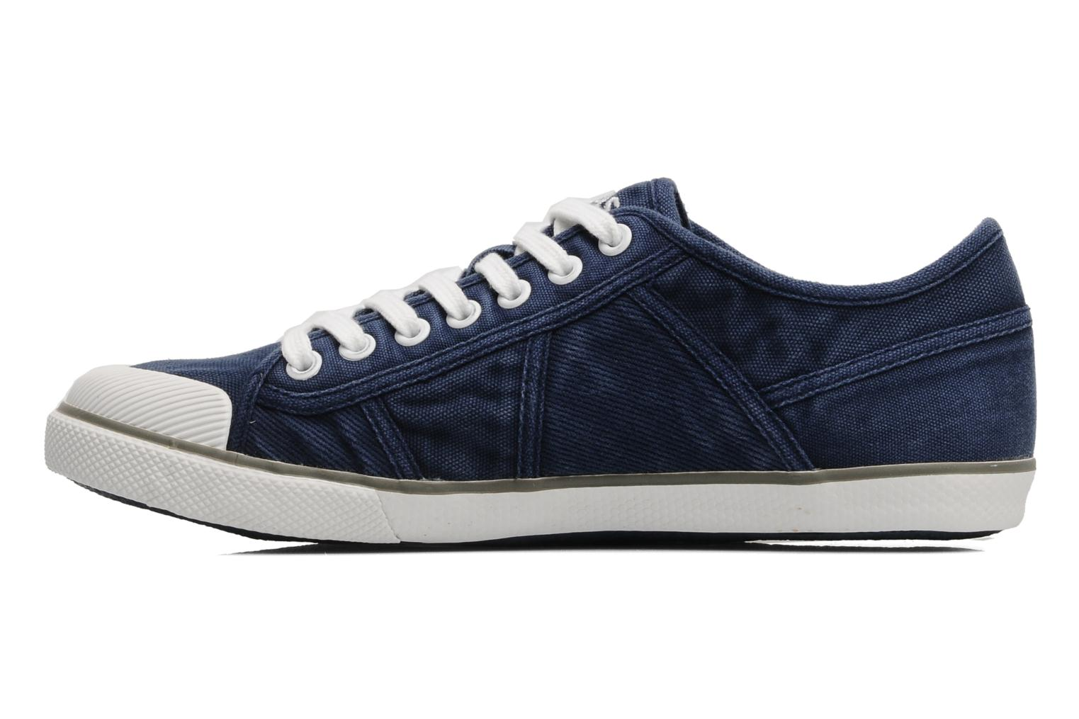 Trainers TBS Violay Blue front view