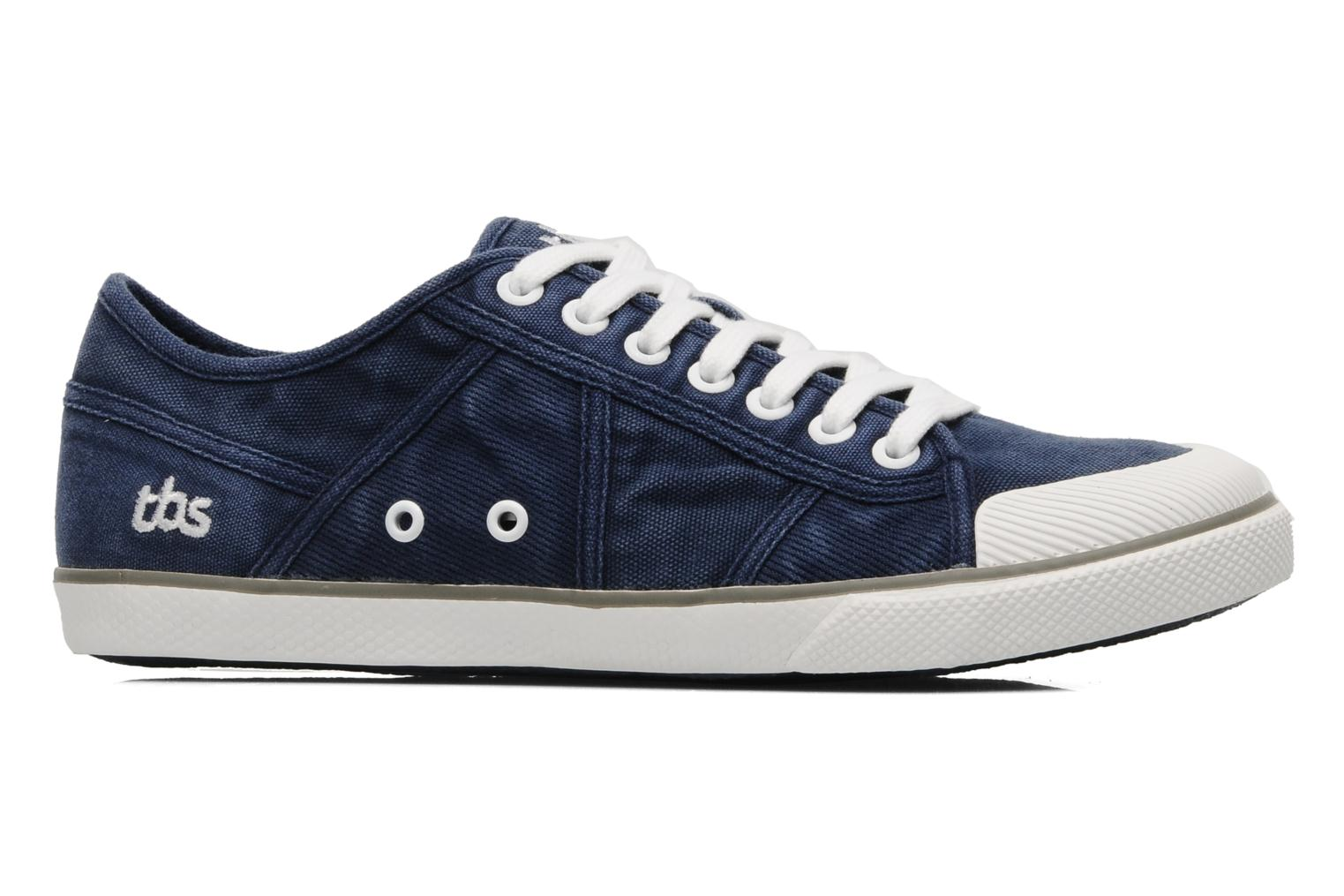 Trainers TBS Violay Blue back view