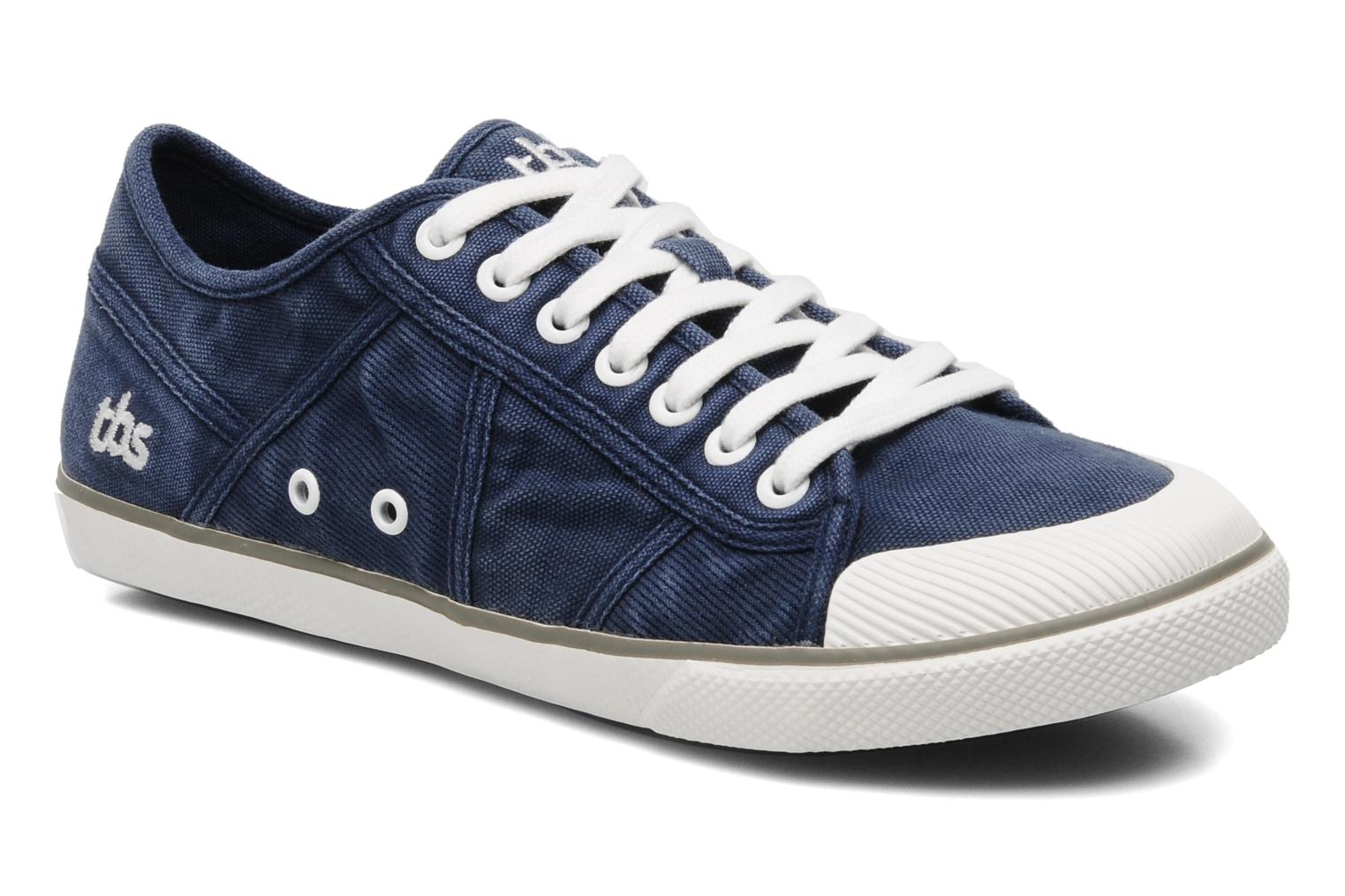 Trainers TBS Violay Blue detailed view/ Pair view