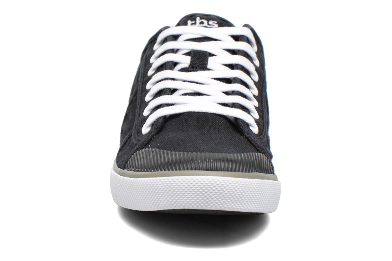 Sneaker TBS Violay schwarz schuhe getragen