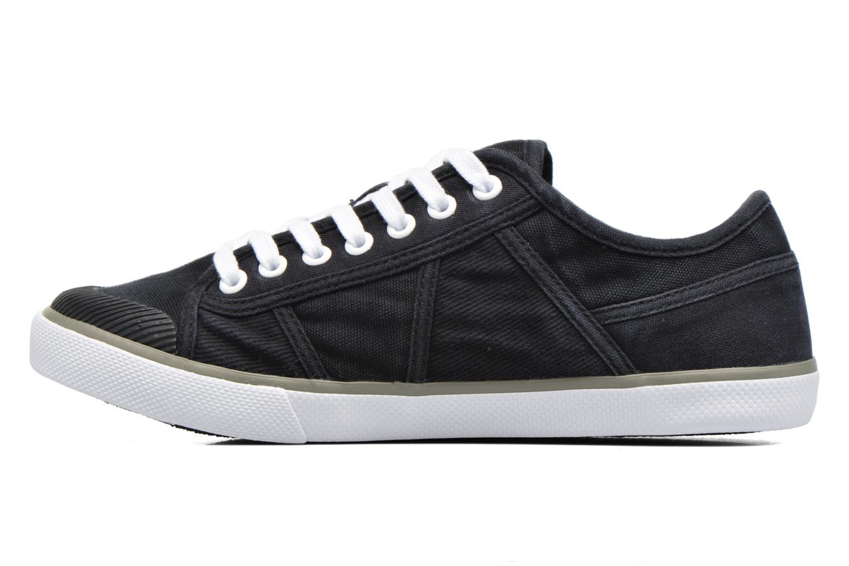 Sneaker TBS Violay schwarz ansicht von vorne