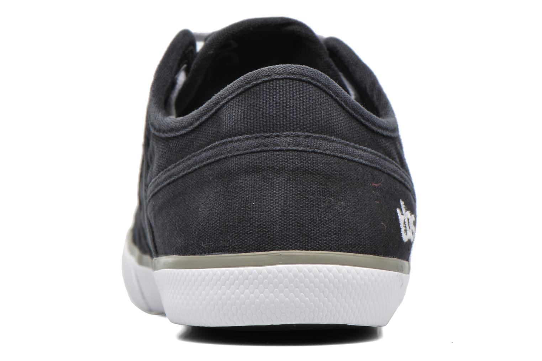 Sneaker TBS Violay schwarz ansicht von rechts