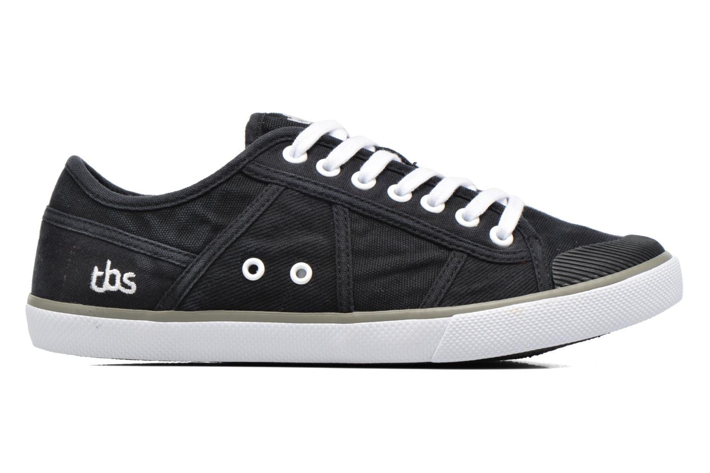 Sneaker TBS Violay schwarz ansicht von hinten